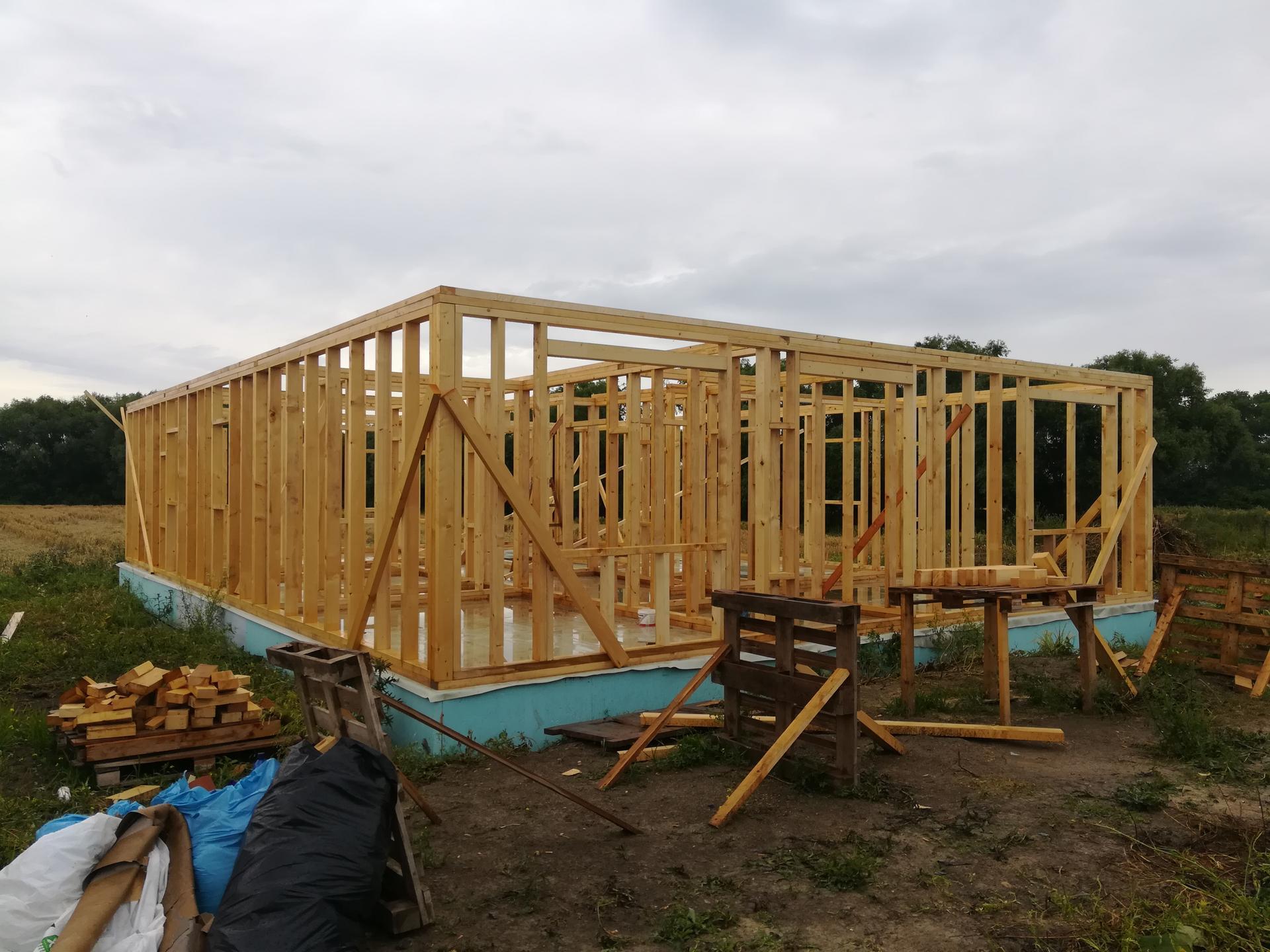 Pomalu začínáme stavět - Obrázek č. 20