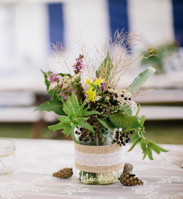 Váza s jutou - Obrázek č. 1