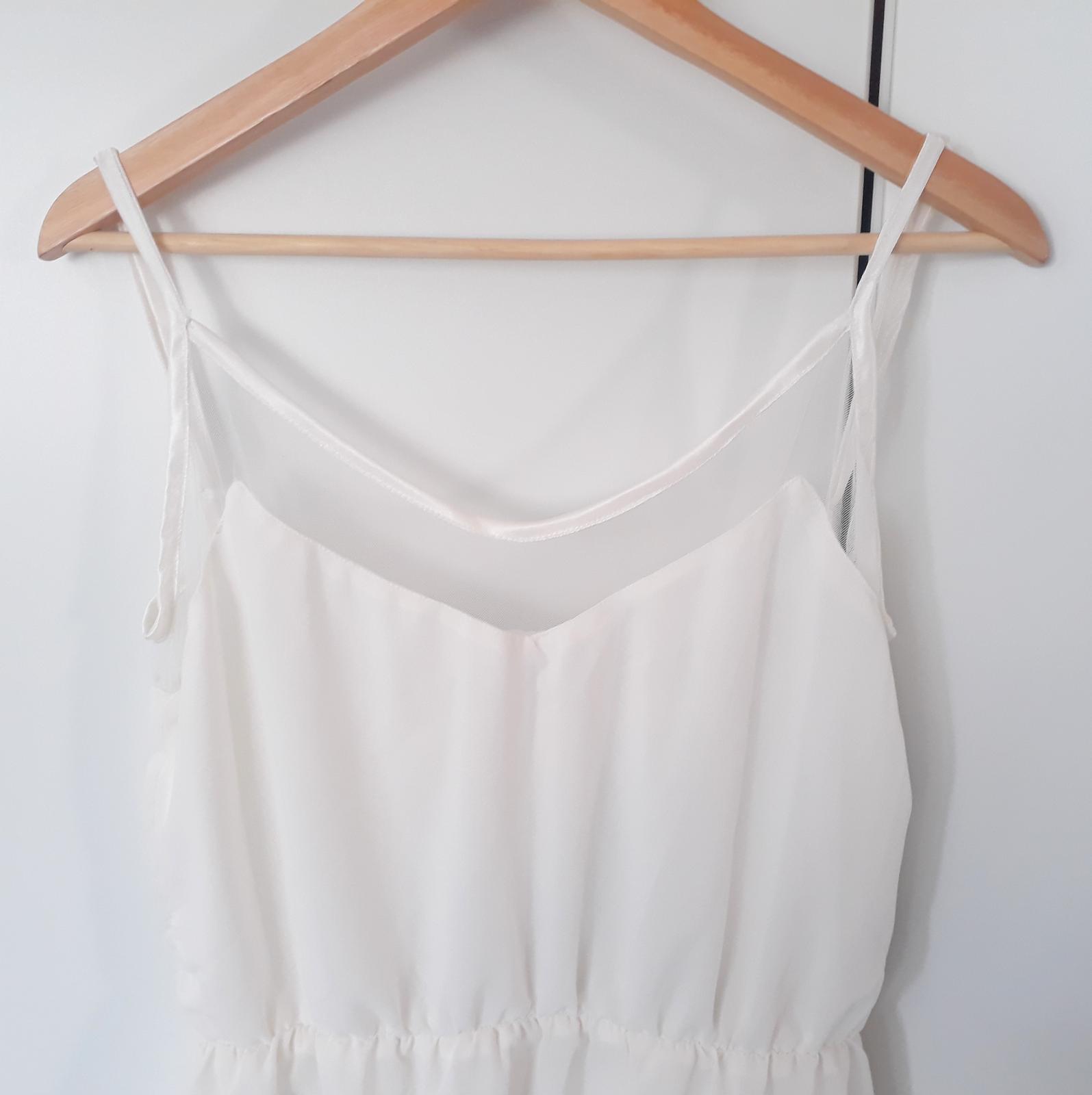 Šaty na ramínka - rezervace - Obrázek č. 1