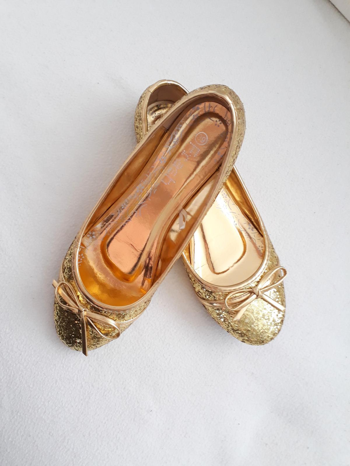 Zlaté baleríny - Obrázek č. 1