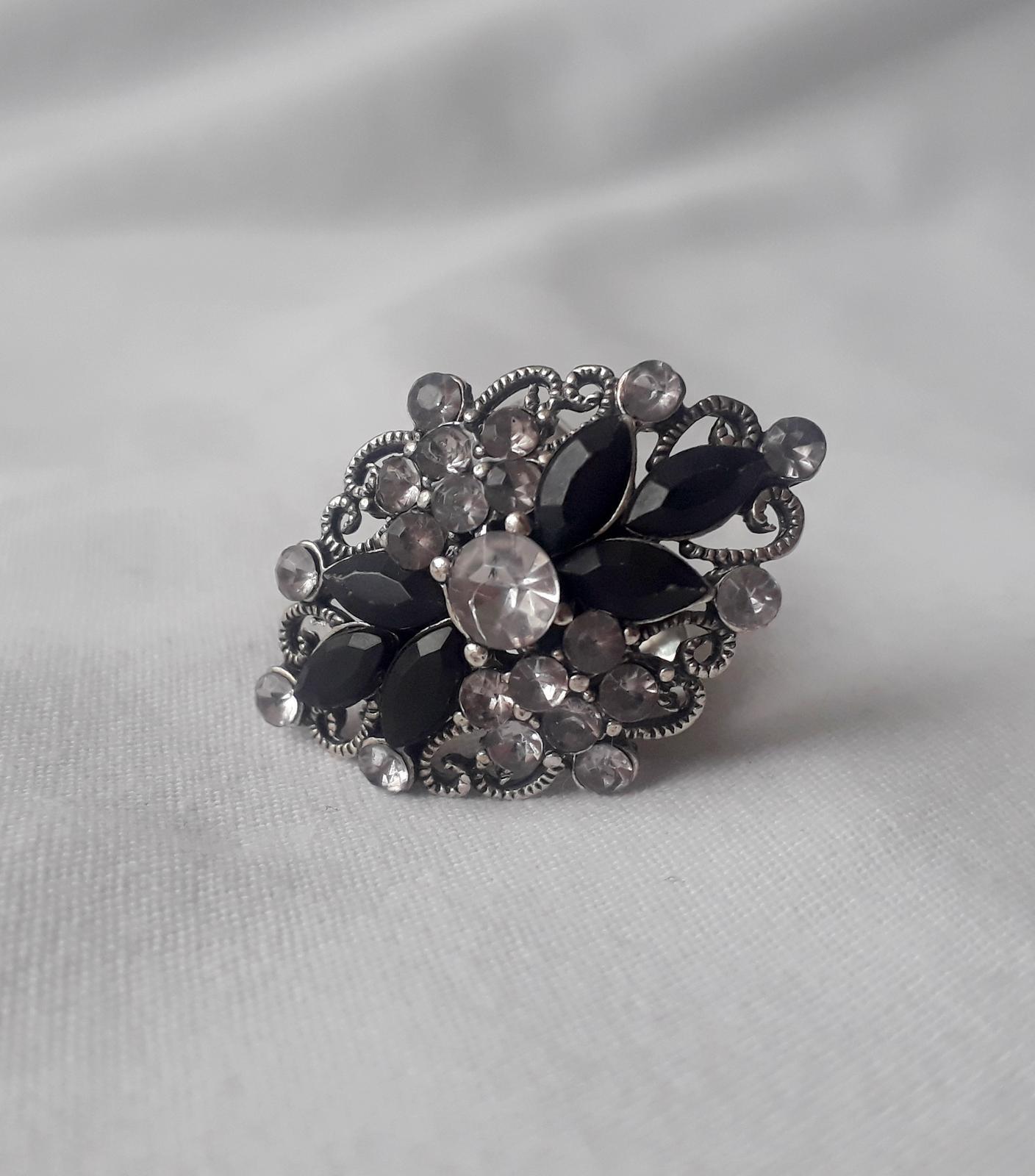 Vintage prstýnek - Obrázek č. 1