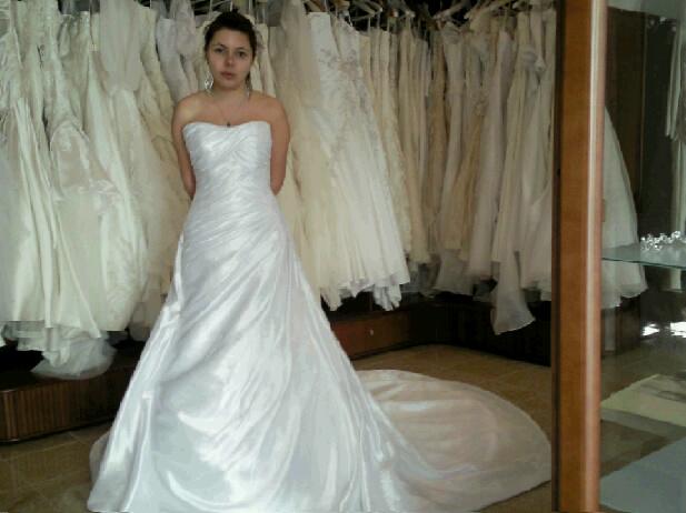 Všetko okolo svadby - takto vyzeraju moje vybrane šaty namne