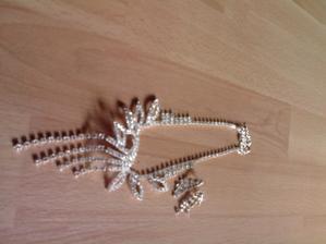 svadobný náhrdelník