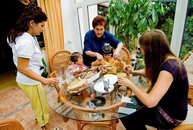 Maťka{{_AND_}}Jožko - svadobný obed unás doma