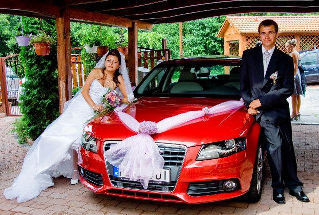 Maťka{{_AND_}}Jožko - naše svadobné autíčko