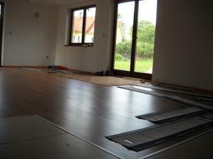 veľká obývačka