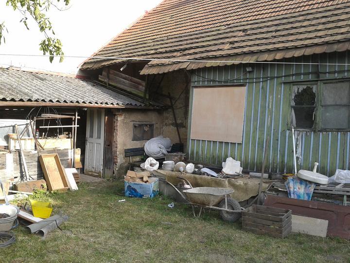 Domeček rekonstruujeme pro rodiče - mám pocit že bordelu přibylo