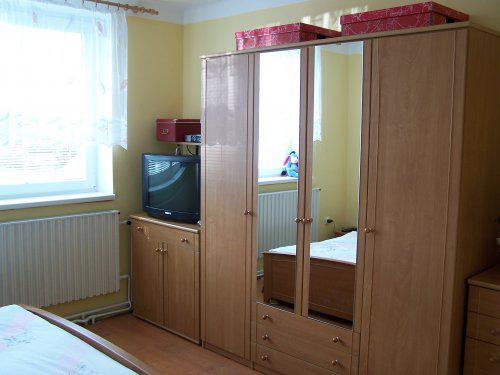 Naše bydlení - Ložnice