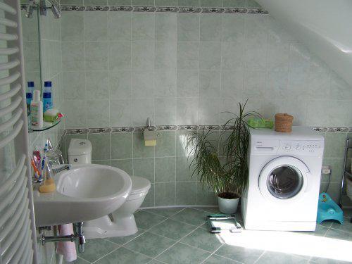 Naše bydlení - Koupelna