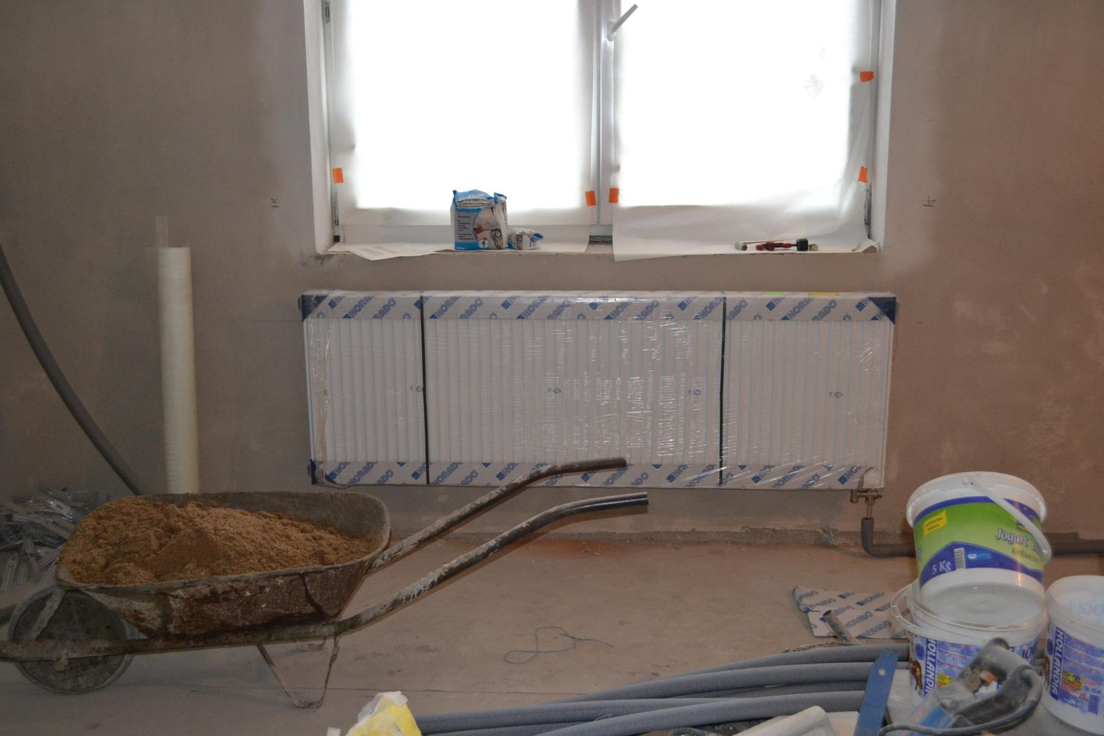 Domeček rekonstruujeme pro rodiče - Obrázek č. 81