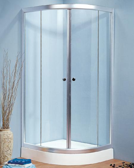 Domeček rekonstruujeme pro rodiče - Sprchový kout už je také doma