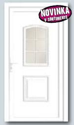 Domeček rekonstruujeme pro rodiče - Vchodové dveře