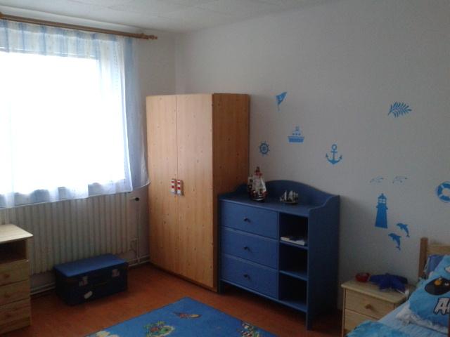 Rekostrukce našeho bydlení - pokoj pro staršího syna