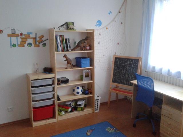 Rekostrukce našeho bydlení - za rok můžeme do školy