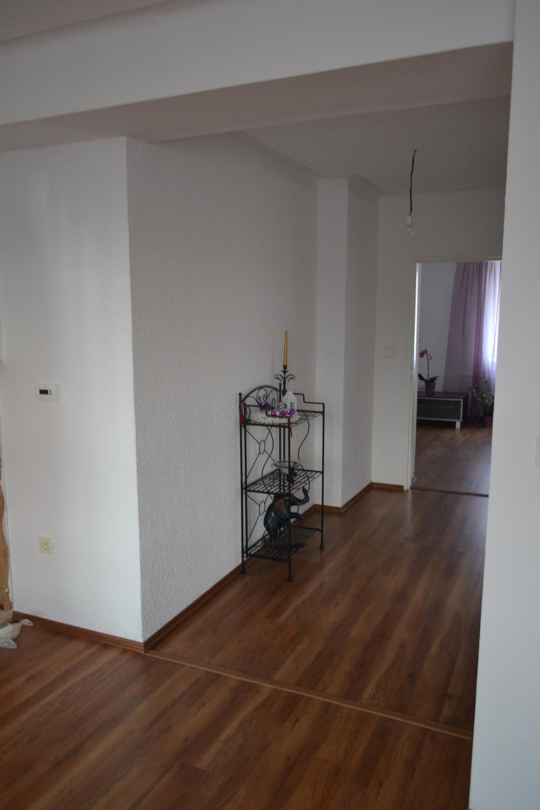 Rekostrukce našeho bydlení - Halu jsme zase otevřeli