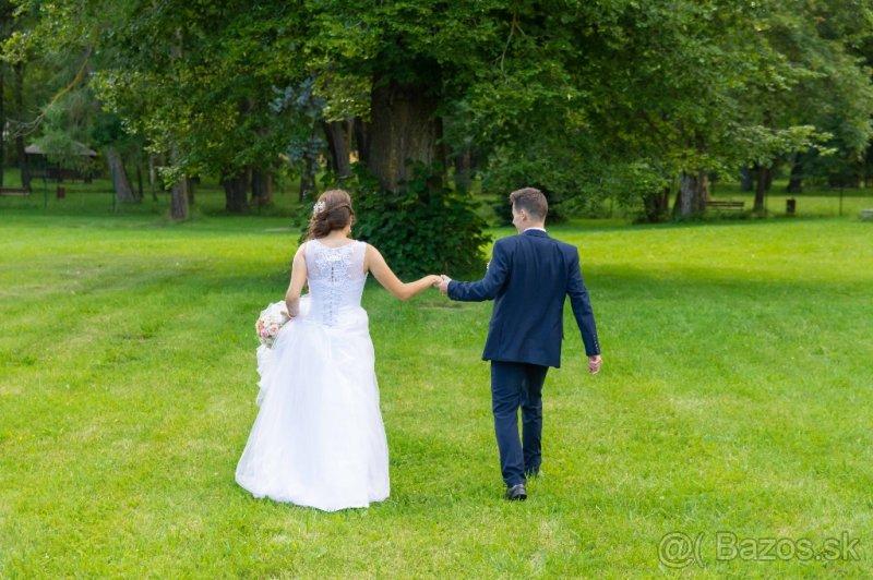 Krásne svadobné šaty - Obrázok č. 3