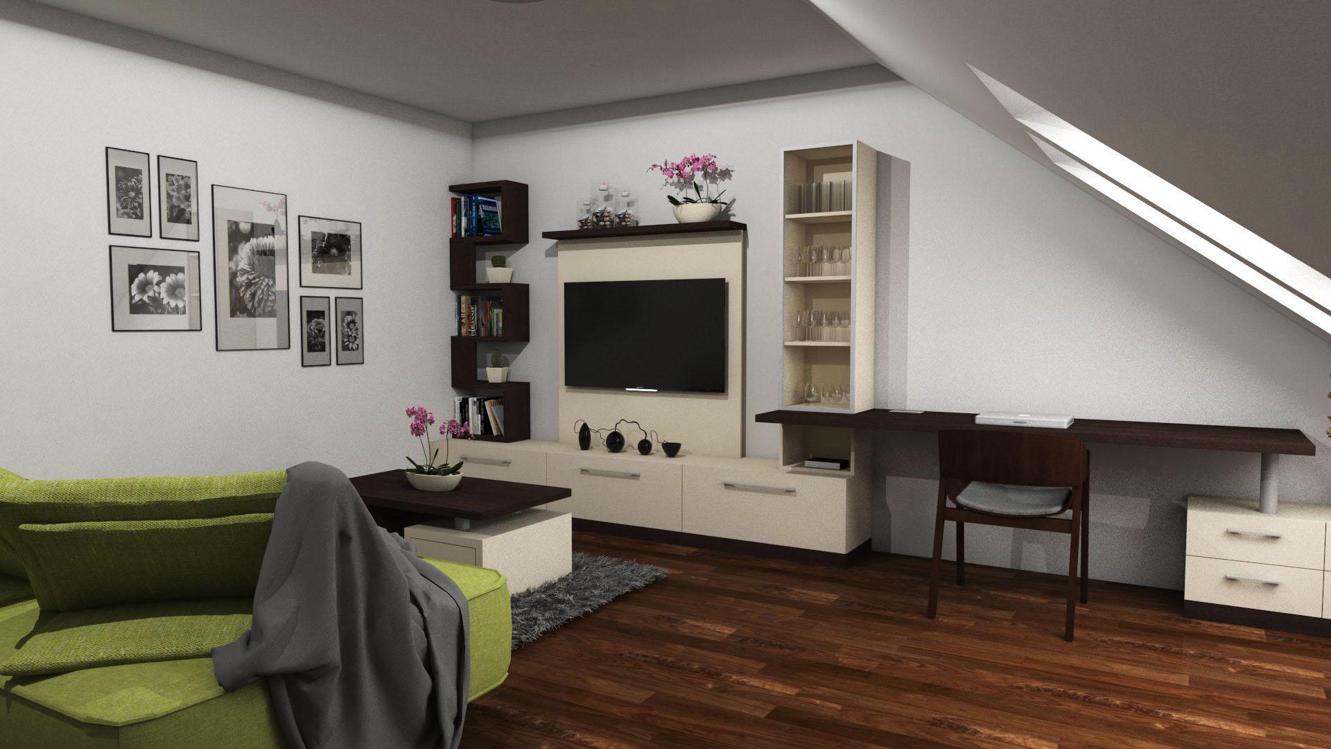 Obývací pokoje - Obrázek č. 2