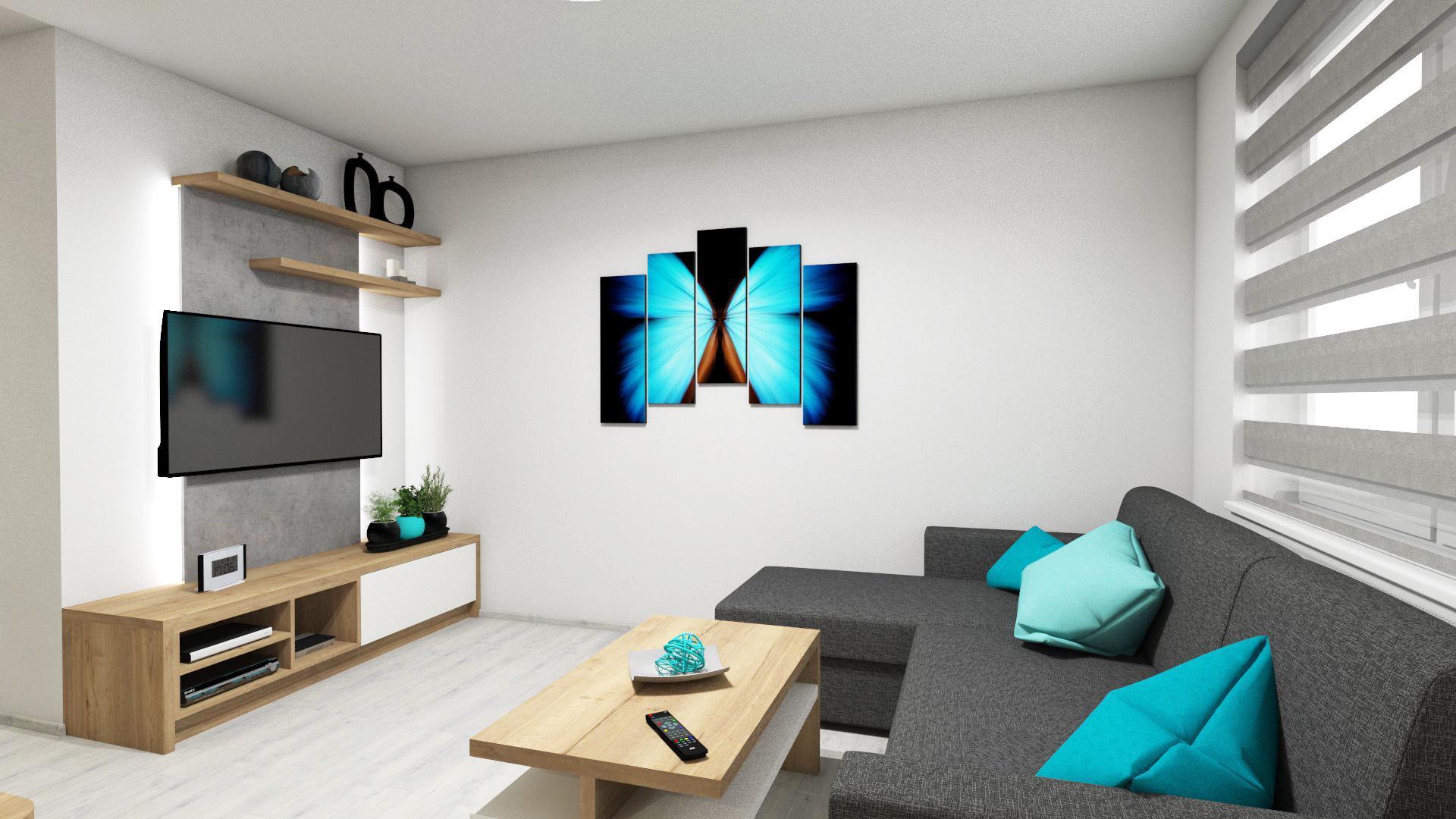 Obývací pokoje - Obrázek č. 4