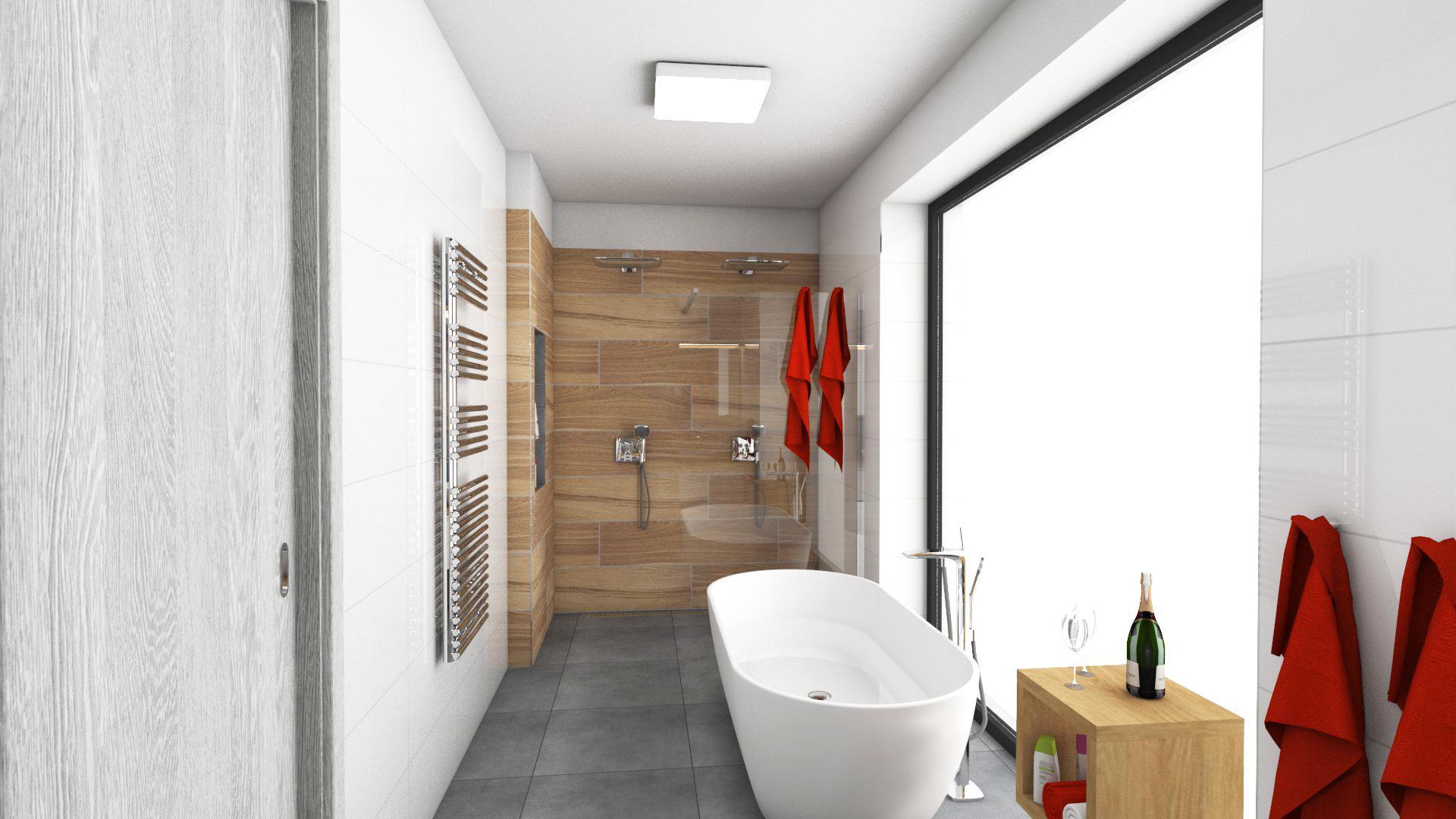Koupelny a wc
