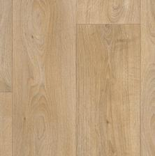 podlaha v chodbe, obyvaku a kuchyni zn. Signature kolekce Paganini odstin Calais 544 naslapna vrstva 0,35mm