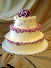 objednaný dort
