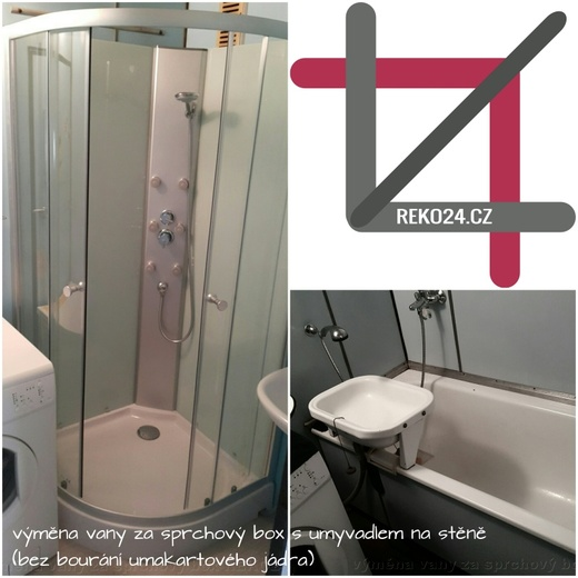 Uprava koupelny pro seniory - Obrázek č. 6