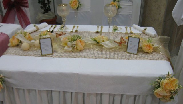 Výstava svadba 2010 KE - dekoracie - Obrázok č. 2