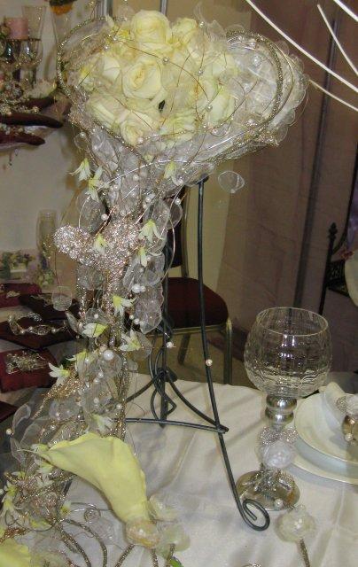 Výstava svadba 2010 KE - dekoracie - Obrázok č. 17