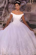 Svatební šaty Demetrios (Adina)