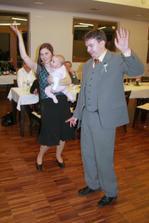 Zábava (Radi s Adélkou, bratranec nevěsty Štěpa)