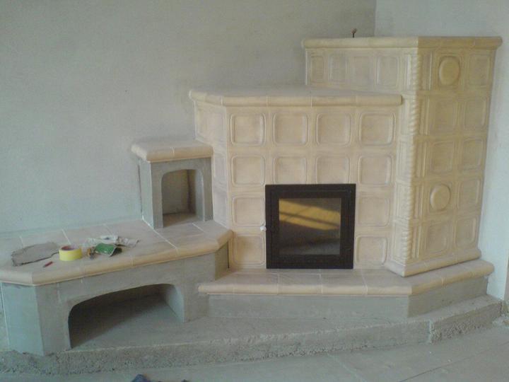 Dom(-ov) - Naša krásavica v obývačke...