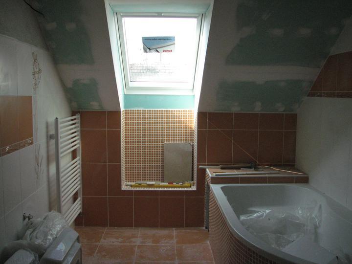 Dom(-ov) - Kúpeľňa v podkroví