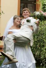 i nevěsta unese ženicha
