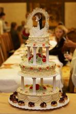 náš celý dort