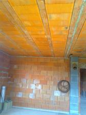 Odstránenie podper pod stropom