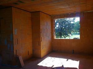 Kuchyňa - výklenok na chaldničku a mrazničku
