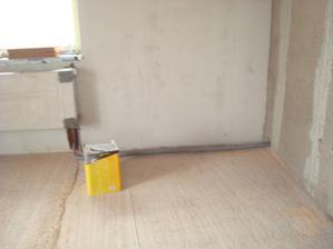 radiátor v obýv.časti