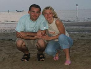 První společná dovolená v Itálii...