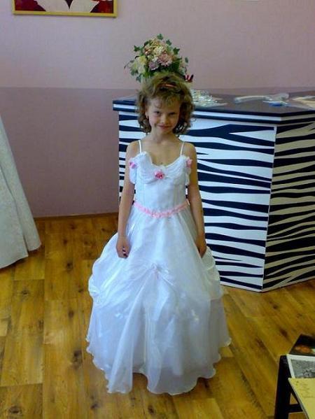 Družička Kristýnka - šaty č.1