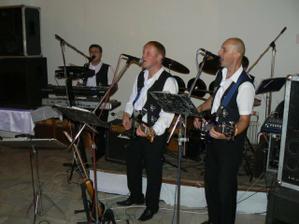 hudobna skupina SORRY Raslavice