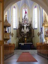 Tohle bude můj pohled, až budu kráčet k oltáři :)