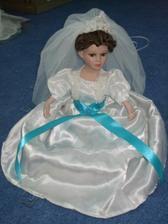 Má panenka na auto...taky se nevyhnula menším úpravám :)
