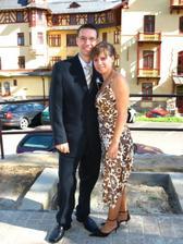 Ja a moj drahy na kamoskinej svadbe
