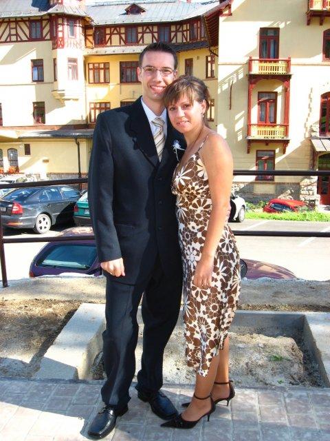 Zuzulienka51 - Ja a moj drahy na kamoskinej svadbe