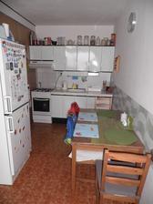 kuchyň před