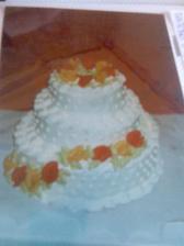 To je náš dort....
