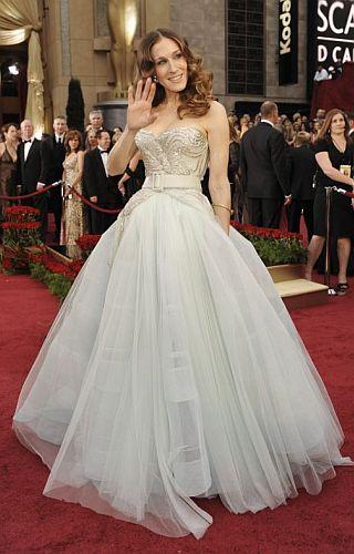 Takto by mali vyzerať šatičky - Oscars Arrivals