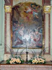 Výzdoba na oltář
