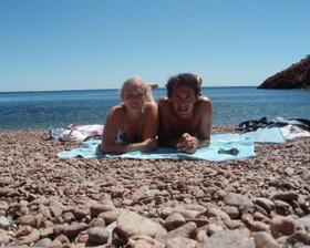 Svatební cesta byla nádherná a romantická...Azurové pobřeží a Provence je úžasný kout světa:-)