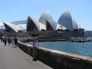 opera v Sydney zblízka
